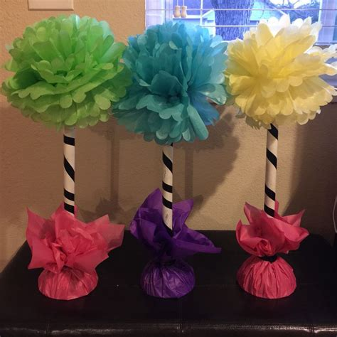 How To Make Lorax Trees Out Of Tissue Paper - 17 best ideas about lorax costume on dr suess