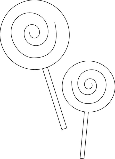 Lollipop Coloring Page Blogginess Embroidery Patterns by Lollipop Coloring Page