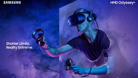 Samsung Odyssey Plus Samsung Odyssey Windows Vr Headset Revealed With Quot Anti Sde Quot Display