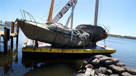 hurricane boats orlando boats salvaged after hurricane irma nearly 1 500 and the