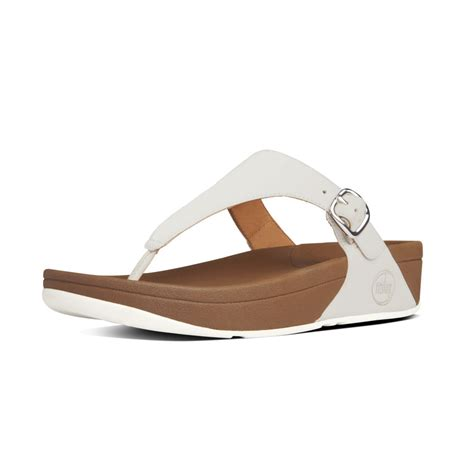 fitflop sandal fitflop fitflop design the white leather