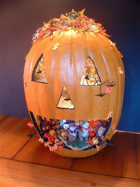 25 amazing pumpkin halloween decorations ideas