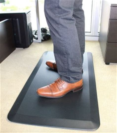 standing desk foot pad sitting is the new smoking standing at your desk