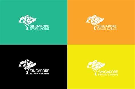 Singapore Botanic Gardens Logo Singapore Botanic Gardens Corporate Identity Concept On Behance