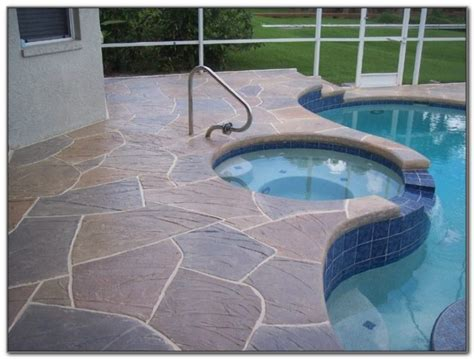 pool deck paint ideas decks home decorating ideas a9jxgrompj
