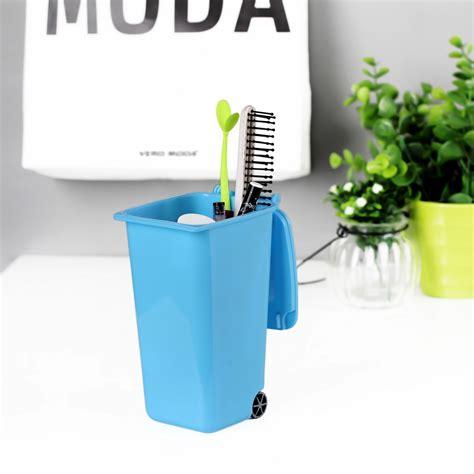 office desk tidy mini wheelie bin desk tidy office desktop stationery