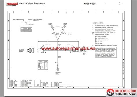 wiring diagrams for kenworth t800 the wiring diagram