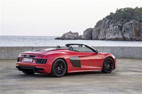 Audi R8 Spyder (4S) seit 2015 mobile.de