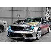 MB C63 AMG T Model Black Series Petronas F1 Edition By