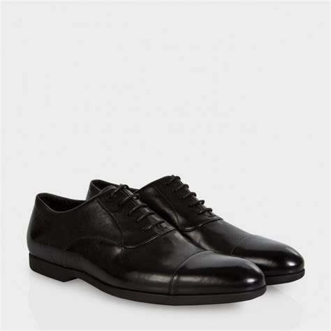 with oxford shoes paul smith s black calf leather eduardo oxford shoes