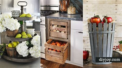 inexpensive home design gifts 31 diy farmhouse decor ideas for your kitchen