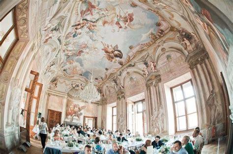 Hochzeit Lokalität Wien   Schloss Hetzendorf Innen