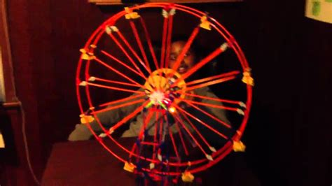 K Nex Light Up Ferris Wheel