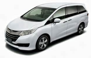 Honda 2014 Odyssey Honda Reveals Honda 2014 Odyssey Honda Reveals Redesigned Odyssey Goauto