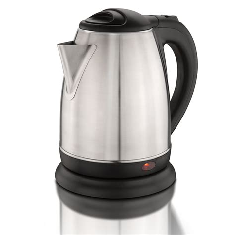 how to a l cordless 1 8 liter stainless steel electric tea kettle 1500 watt