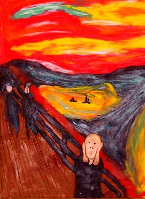 el grito de munch el grito de edvard munch esteban chorovicz artelista com