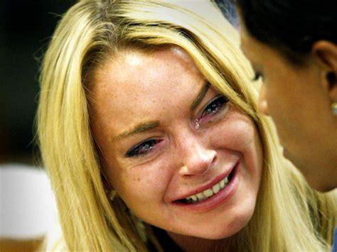 sad celebrity interviews sad happenings with lindsay lohan