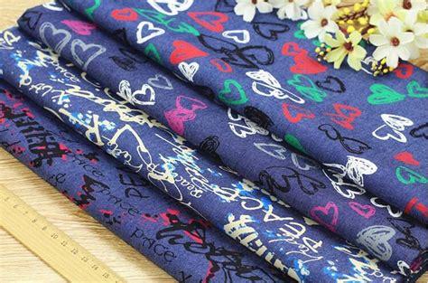 Patchwork Fabric Wholesalers - wholesale 4colour children handmade printed cotton fabric