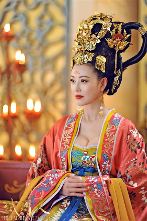 The Will Of The Empress the cleavage gate that is the empress of china the