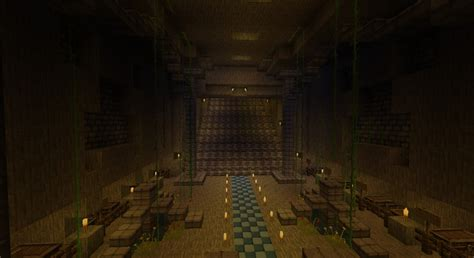 Minecraft Throne Room by Throne Room Minecraft Project
