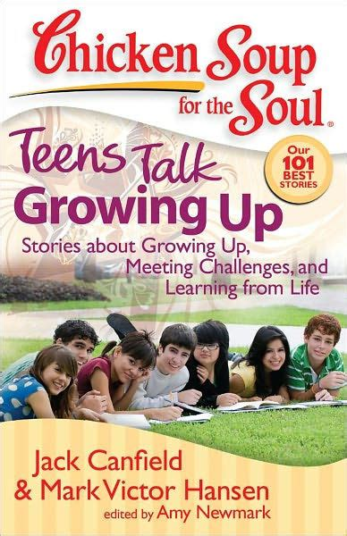 Pdf Chicken Soup Soul Learning by Chicken Soup For The Soul Talk Growing Up Stories