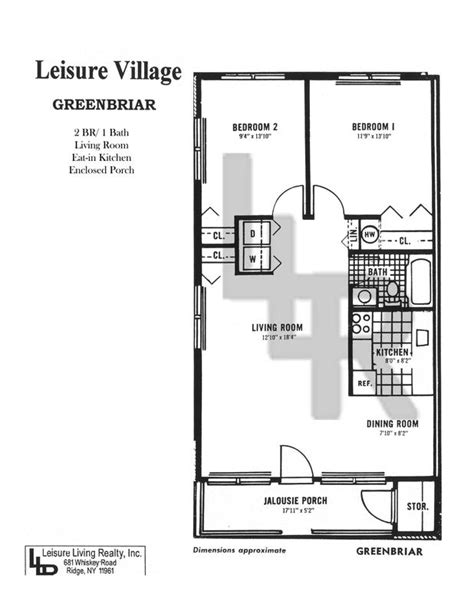 leisure village floor plans leisure village floor plans savoy floorplan 1591 sq ft