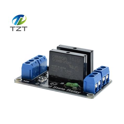 5v 1 Channel Omron Ssr High Level Solid State Relay Module 250v 2a popular solid state relay arduino buy cheap solid state