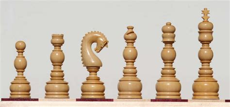chess set pieces chess sets from the chess piece chess set store the 6 quot ebony aslope design staunton chess pieces