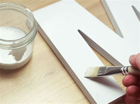 decoracion de letras de madera todos los secretos para decorar con letras de madera