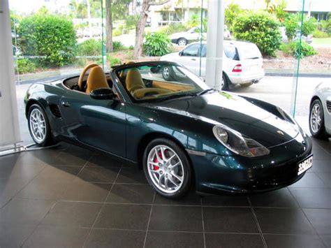 teal porsche need to find that special boxster color help me