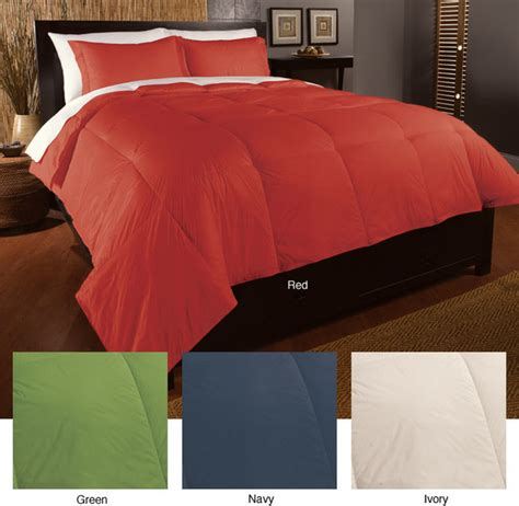 Ultra Light Nylon Down Alternative Comforter