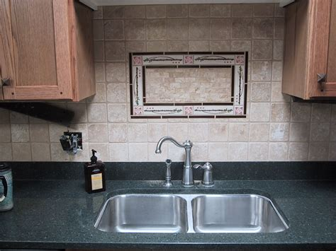 kitchen sink with backsplash backsplash ideas kitchen sink backsplash ideas ehow