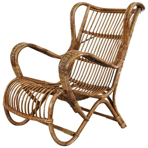 rattan armchairs sale rattan armchair in the manner of gio ponti circa 1960 for