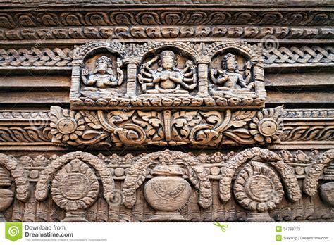 tile pattern rakatan temple hindu temple decor stock photos image 34788773