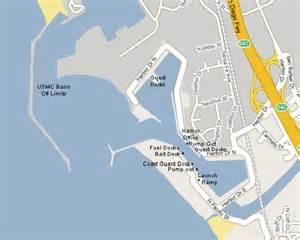 oceanside california us map sailors choice oceanside harbor map