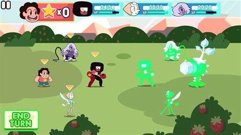 Attack The Light Steven Universe by Attack The Light Steven Universe Review Power Levels