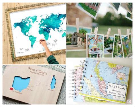 mariage theme voyage idees