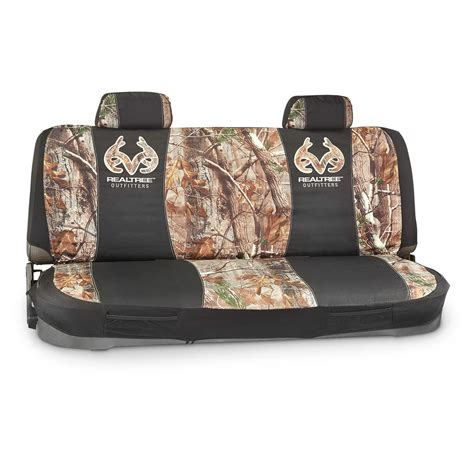 realtree bench seat cover realtree universal all purpose seat cover 656550 seat