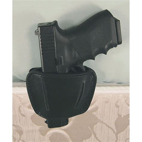 bed holster holster mate bedside handgun concealment bracket 152027