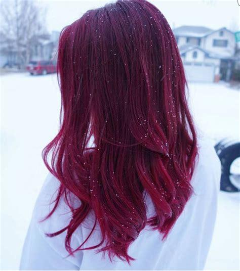 cherry hair color best 25 cherry hair colors ideas on