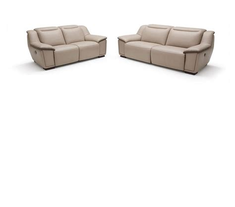 full leather couches dreamfurniture com malvo modern full leather sofa set