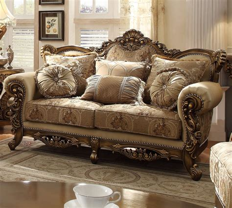 Hd 506 homey design vienna sofa