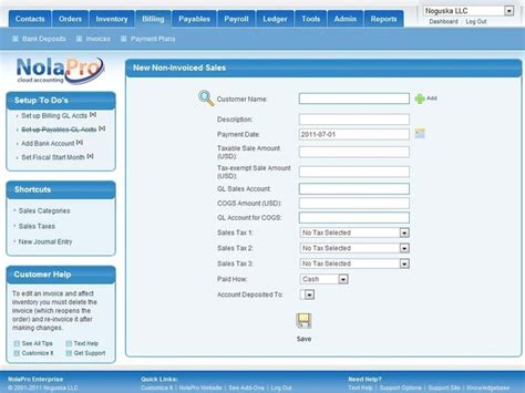 freeware accounting software