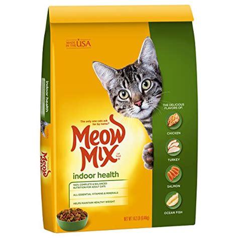 Meow Mix Kitten meow mix indoor health food pets bond
