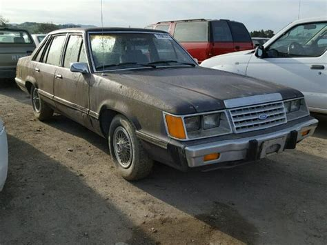 online auto repair manual 1986 ford ltd free book repair manuals auto auction ended on vin 1fabp393xgg165094 1986 ford ltd in san jose ca