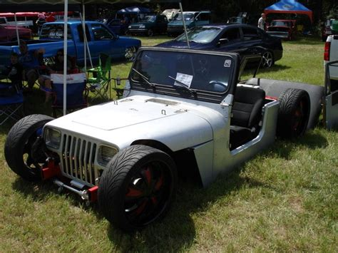 Jeep Rat Rods Jeep Wrangler Rat Rod Droped Sick Ride