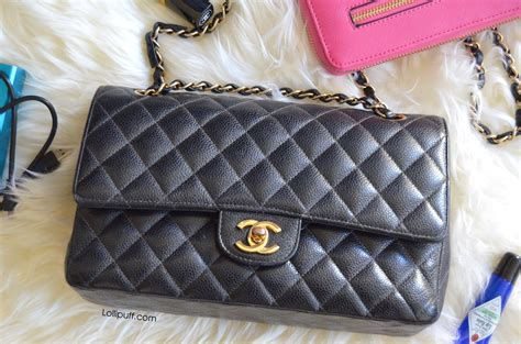 Chanel Caviar O A1113 2 the chanel medium classic flap is perhaps the most
