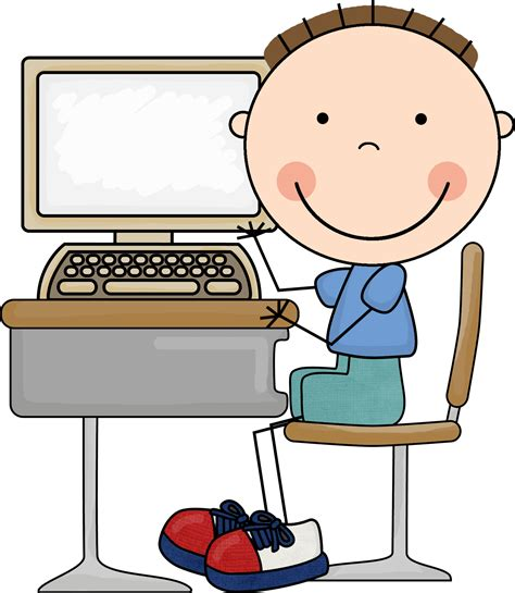 clipart computer computer clipart for clip net