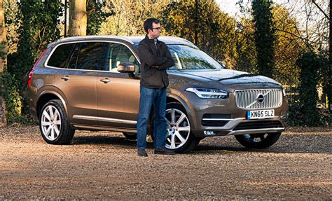 volvo xc60 term review volvo xc90 2017 term test review by car magazine