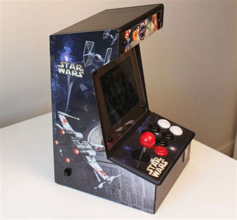 raspberry pi arcade cabinet kit awesome diy raspberry pi bartop arcade